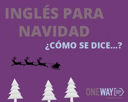 Inglés para Navidad
