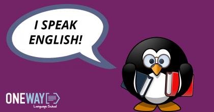 Hablar inglés es fundamental
